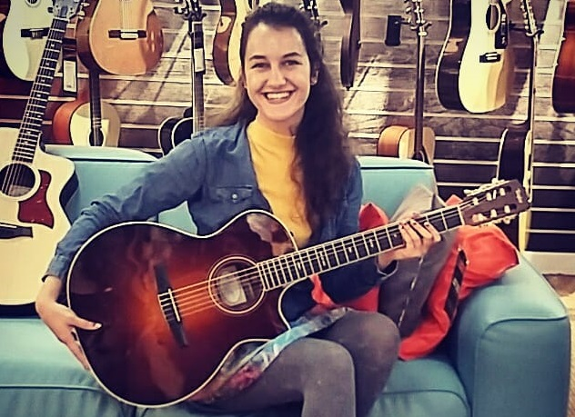 Taylor Nylon String Guitar, Guitar Lesson